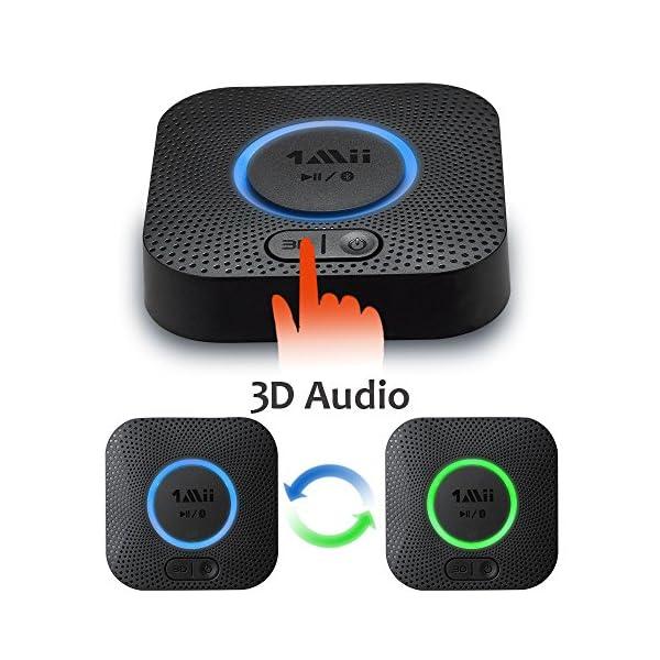 1Mii-B06-Plus-Rcepteur-Bluetooth-Adaptateur-Bluetooth-V42-tragbare-Rcepteur-sans-Fil-Adaptateur-Audio-Appareils-frheim-HiFi-Auto-Enceinte-Musique-STR-Sound-System-avec-3D