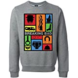 Breaking Bad Colorful Design Fan Artwork Unisex Sweatshirt