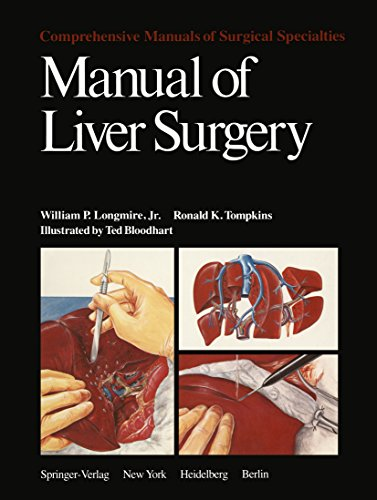 Manual of Liver Surgery (Comprehensive Manuals of Surgical Specialties) (English Edition)