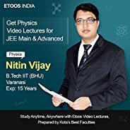 ETOOS INDIA Complete Physics Video Lectures for JEE Main & Advanced by NV