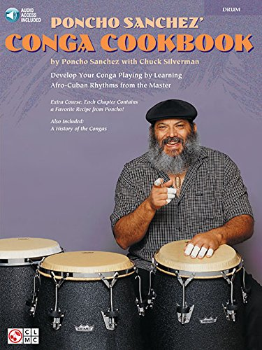 Poncho Sanchez Conga Cookbook