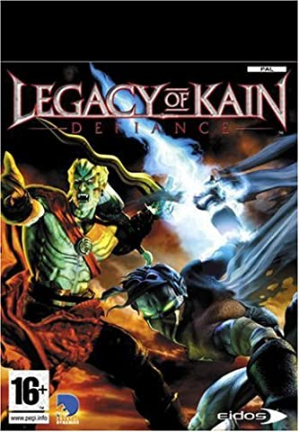 Legacy Of Kain Defiance - Legacy of Kain - Defiance
