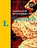 Langenscheidt Sprachkalender 2014 Spanisch - Kalender
