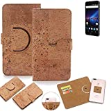 K-S-Trade 360° Cover cork Case for Phicomm Passion 4 |