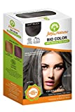Joybynature-Top selling 100% Organic Hair Color - Soft Black - 150 gm Ecocert Certified (No Peroxide, No PPD, No Ammonia)