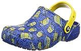 crocs Fun Lab Minions Graphic Clog Kids, Unisex - Kinder Clogs, Blau (Blue Jean), 24/25 EU