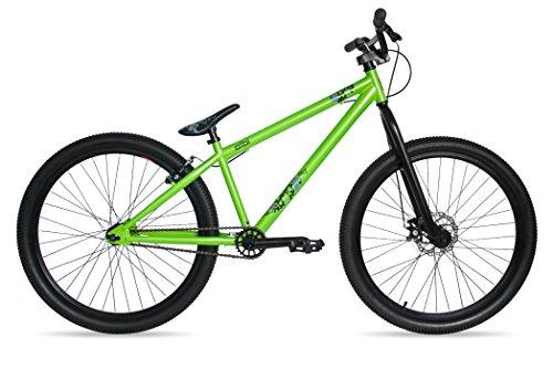 RAD The Ultimate Strength Rad Boy Alibi Bmx Bike, Acid Lime, Size 26