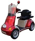 ElektroMobil 800W 60V Modell Neu Boco ZWEISITZER bis 10 15 25km h ElektroScooter Senioren Mobility Vehicle Vierr drig ElektroRoller Sonder Modell 2018
