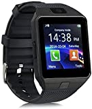 vellora Sport Bluetooth dz09 Smart Watch with Camera Sim Supported (Black)
