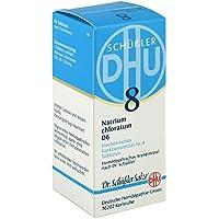 Schüßler 8 Natrium chloratum D6 Tabletten, 80 St. preisvergleich bei billige-tabletten.eu