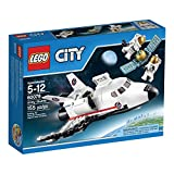 Lego, City, Utility Shuttle (60078) by Prannoi - LEGO