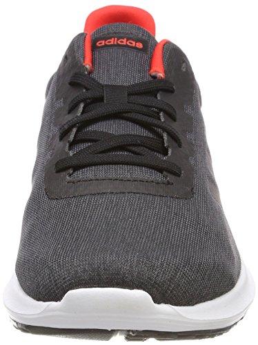 adidas Cosmic 2, Chaussures de Running Homme Noir (Core Black/Core Black/Carbon 0)