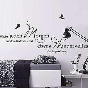 Wandtattoo Schlafzimmer Sprüche günstig online kaufen | Dein ...