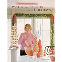 Parties and Projects for the Holidays by Martha Stewart Living Magazine (2000-09-12)