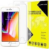 JJPRIME - Protection en Verre Trempé Écran pour Iphone 5g/Iphone 5s/Iphone...