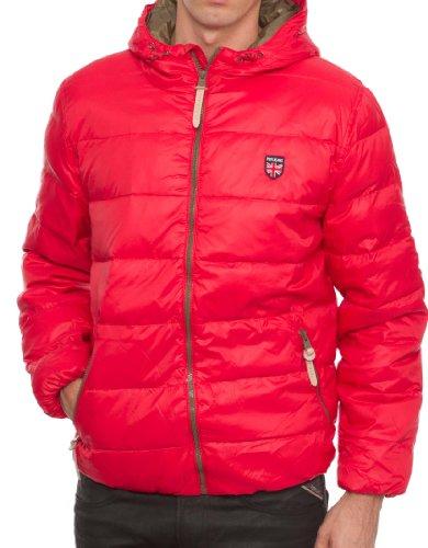 Pepe Jeans Herren Jacke PM400665 DAVE Grün (255 RED)