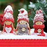 20 Servietten Christmas -Servietten Weihnachten- ' Winter Dolls '