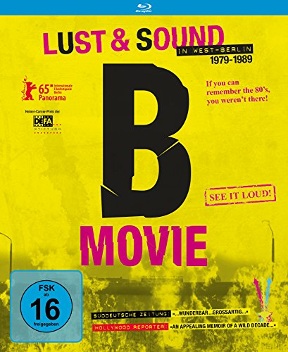 B-MOVIE: Lust & Sound in West-Berlin 1979-1989 [Blu-ray]