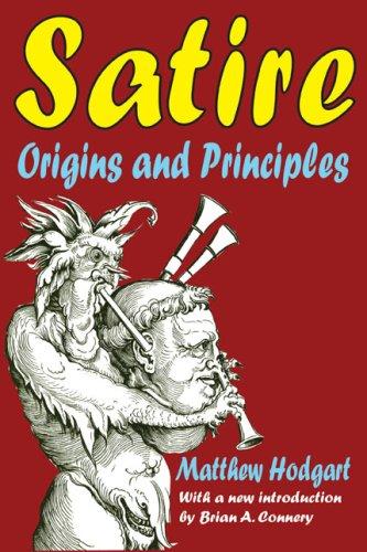 Read Pdf Satire Origins And Principles Online Tolgkavi
