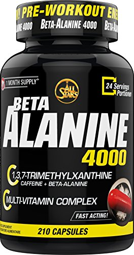 Beta Alanin 4000