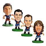#5: SoccerStarz F.C.Barcelona (Combo of 4)
