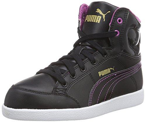 Puma Ikaz Mid Jr, Sneakers Hautes Mixte Enfant