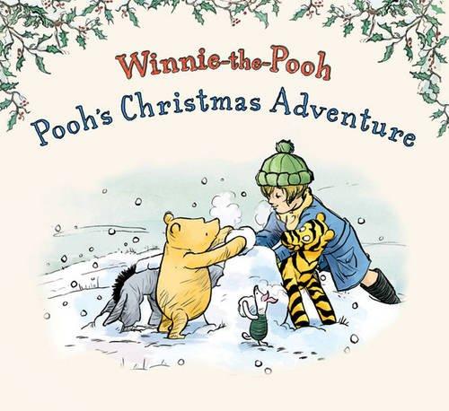 Winnie-the-Pooh. Pooh's Christmas adventure