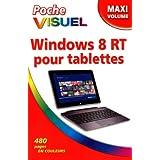 Poche Visuel Windows 8 pour tablettes, Maxi Volume