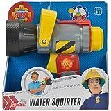 Sam El Bombero - Pistola de agua 17cm, color rojo / azul / amarillo (Simba 9250748)