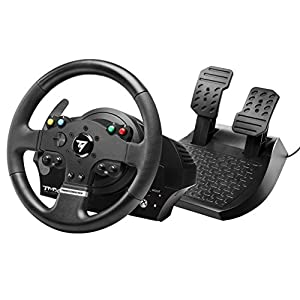 Thrustmaster TMX Force Feedback (Lenkrad inkl. 2-Pedalset, Force Feedback, 270° – 900°, Xbox One / PC)