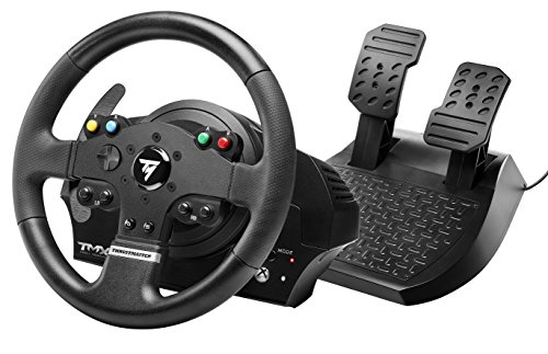 Thrustmaster TMX Force Feedback (Lenkrad inkl. 2-Pedalset, Force Feedback, 270° - 900°, Xbox One/PC)