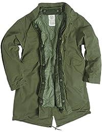 Mil-Tec US M65 Fishtail Parka Olive
