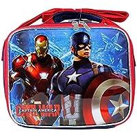 Preisvergleich für Marvel Captain America Civil War Insulated Lunch Bag for Boys by Marvel