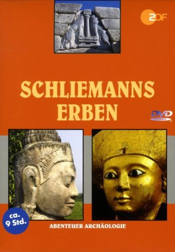 Schuber Schliemanns Erben (6 DVDs im Geschenkschuber)