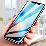 iPhone X Panzerglas, ikalula 9H Anti-Kratzer iPhone X Schutzfolie Ultra Clear Anti-Luftblasen iPhone...
