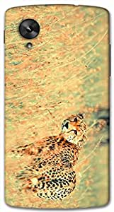 Timpax protective Armor Hard Bumper Back Case Cover. Multicolor printed on 3 Dimensional case with latest & finest graphic design art. Compatible with Google Nexus-5 Design No : TDZ-25411