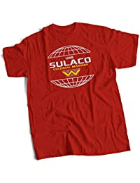 bybulldog® USS Sulaco Colonial Marines Premium Heavyweight T Shirt 13 Colours Small to 3XL Alien Conestoga Class
