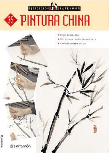 EJERCICIOS PARRAMON PINTURA CHINA (Ejercicios parramón) por EQUIPO PARRAMON