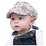 Babybekleidung Hüte & Mützen Longra Baby Junge Mädchen Kinder Kleinkind Säugling Mütze Hute Spitzen Barett Baseballcap (0 bis 3 Jahre ) (B)