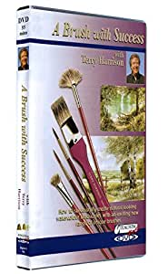 A Brush with Success DVD with Terry Harrison