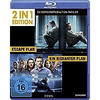 Ein riskanter Plan/Escape Plan - 2 in 1 Edition