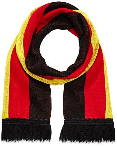 MLT Belts   Accessoires Deutschland - Echarpe Mixte - Multicolore (Schwarz  9010) - Taille 82fec0d1ab5