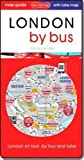 London by bus (2017-18): London on foot, by bus and tube (Quickmap)
