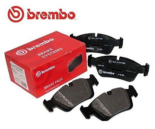 P06032 Pastiglie freno posteriori Brembo Mini (R50,R53) One D 55-65 Kw