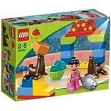 LEGO DUPLO LEGOville - 10503 - Jeu de Construction - Le Numéro des Otaries