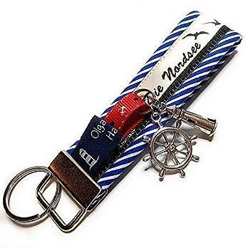 maritimer Schlüsselanhänger, Nordsee, Geschenk
