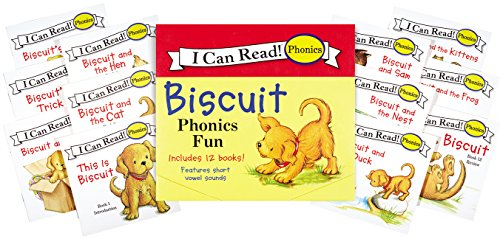 Biscuit Phonics Fun (My First I Can Read : Phonics) por Alyssa Satin Capucilli