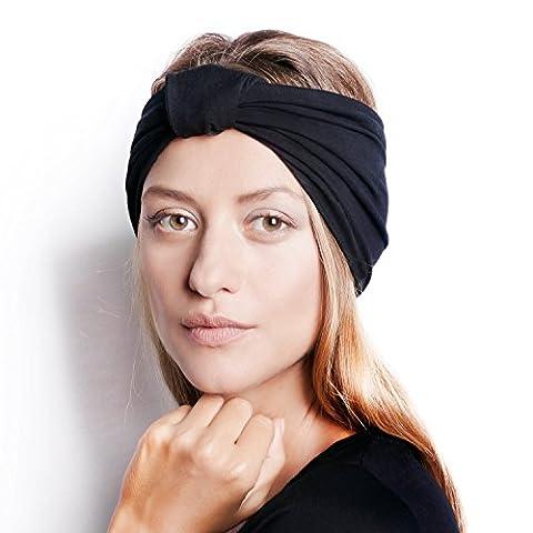 BLOM Multi Style Headband for Sports or Fashion, Yoga or