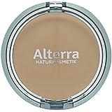 Alterra camuflaje de maquillaje 9g color 02: Light, con bio de extracto de Granada, cubre impurezas, Pigmento manchas, cicatrices & rojos äderchen fiable AB, natural con Certificación cosmética