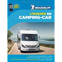 Camping Car Europe 2013 (Michelin Camping Guides)